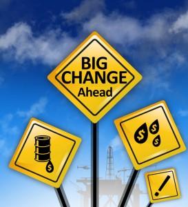 Big change for crude oil price
